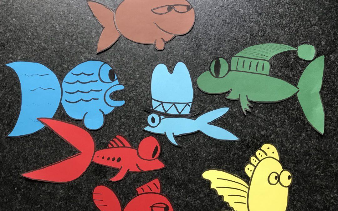 """""""Fische tragen keine Hüte…"""","""